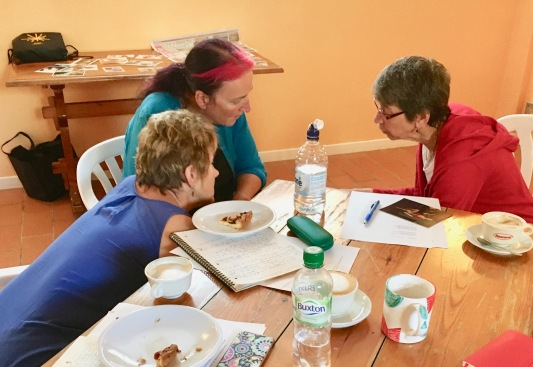 Italian Writing Retreat - Workshop