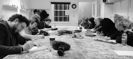 The Bowery, Leeds - evening workshop